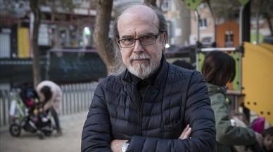 """Javier Simorra: """"Estoy enamorado del lugar en el que vivo, una monada"""""""