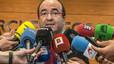 Iceta demana disculpes per al·ludir a les plebiscitàries que va guanyar Hitler