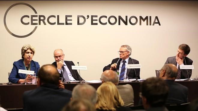 El Cercle, Catalunya i la difícil governança