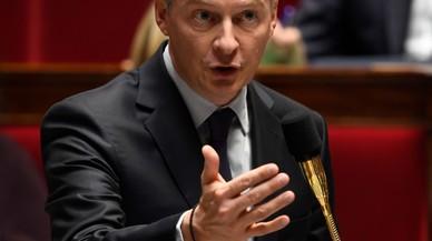 """Francia dice que el BCE sigue """"de muy cerca"""" la situación en España"""