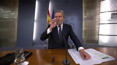 La rueda de prensa tras el Consejo de Ministros, en directo