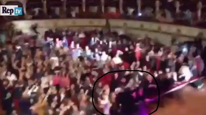 Franco Battiato es trenca el fèmur en un concert a Bari