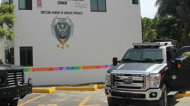 Insòlit robatori a Mèxic: Uns lladres assalten la fiscalia de Morelos i s'emporten droga i armes