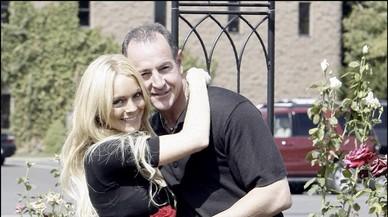 El pare de Lindsay Lohan amenaça el nòvio de la seva filla