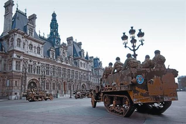 TV-3 'libera' París