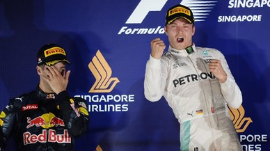 Rosberg recupera el liderat de la F-1 en el seu 200 GP