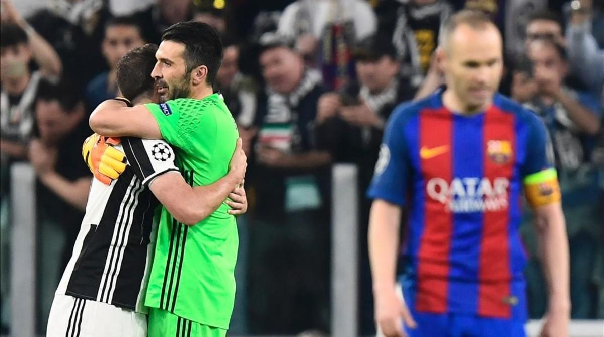L'anàlisi tàctica del Juventus-Barça: una operació de columna vertebral
