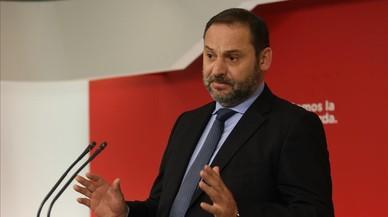 """El PSOE rechaza la """"negociación"""" que pide Puigdemont por ser """"ilegal"""""""