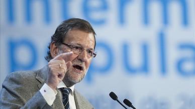Rajoy preside el viernes un acto del PPC en Barcelona, a 16 días del 1-O