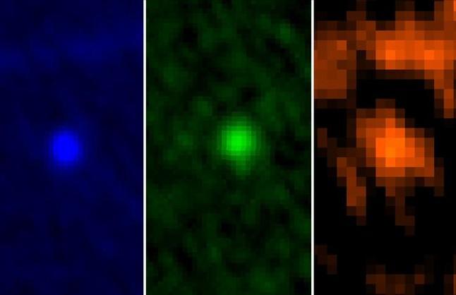El asteroide Apophis visita la Tierra