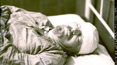 El piolet con el que fue asesinado Trotsky se exhibirá en un museo de Washington