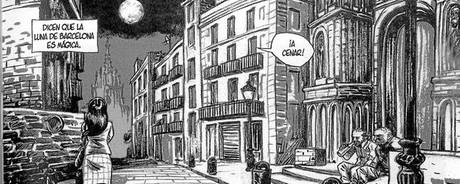 Un cómic reúne historietas sobre Barcelona de 33 autores