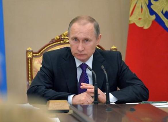 Putin proclama que la misi�n en Siria ha sido un excelente entrenamiento para las Fuerzas Armadas rusas