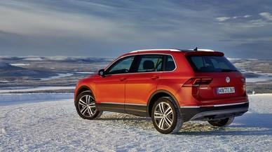 El Volkswagen Tiguan consiguió la máxima votación de todas las pruebas del año 2016.