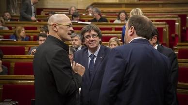 Puigdemont farà pedagogia del referèndum en un acte al Parlament Europeu