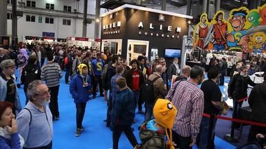 El Saló del Còmic consolida els 118.000 visitants del 2016