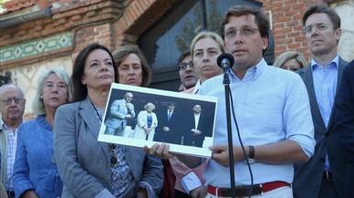 El PP denuncia que Ahora Madrid està darrere de l'acte de suport al referèndum