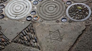 El cementerio judío de Montjuïc