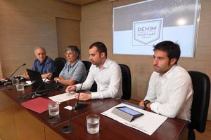 Jordi Ballart presenta la primera edició del Terrassa Denim Shop-Art