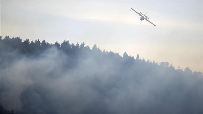 Cantàbria està en alerta màxima amb prop de 80 incendis declarats
