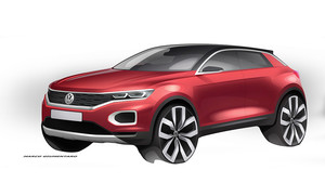 Nuevo Volkswagen T-ROC