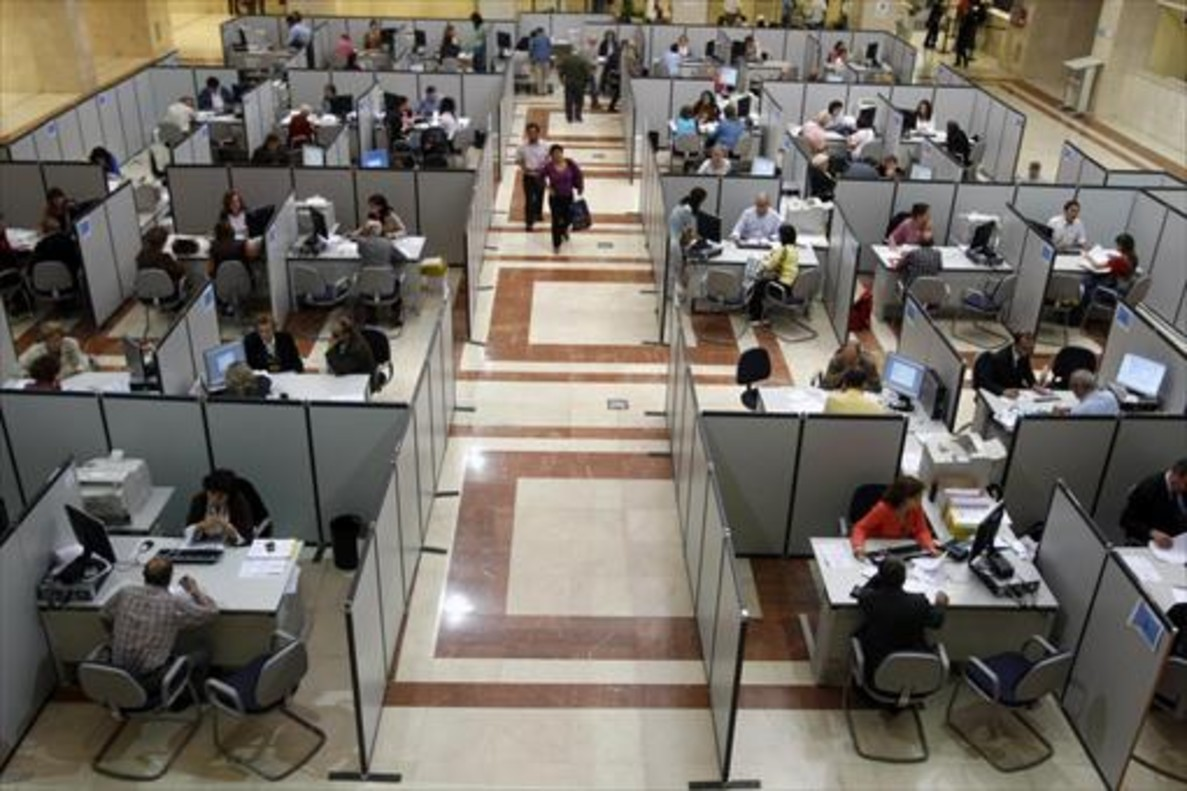 Cambios que nunca llegan for Oficinas de agencia tributaria en barcelona