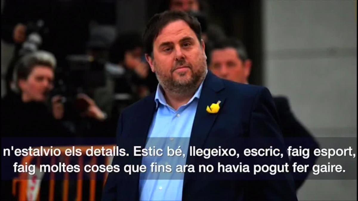 Jordi Basté entrevista Junqueras a RAC.1