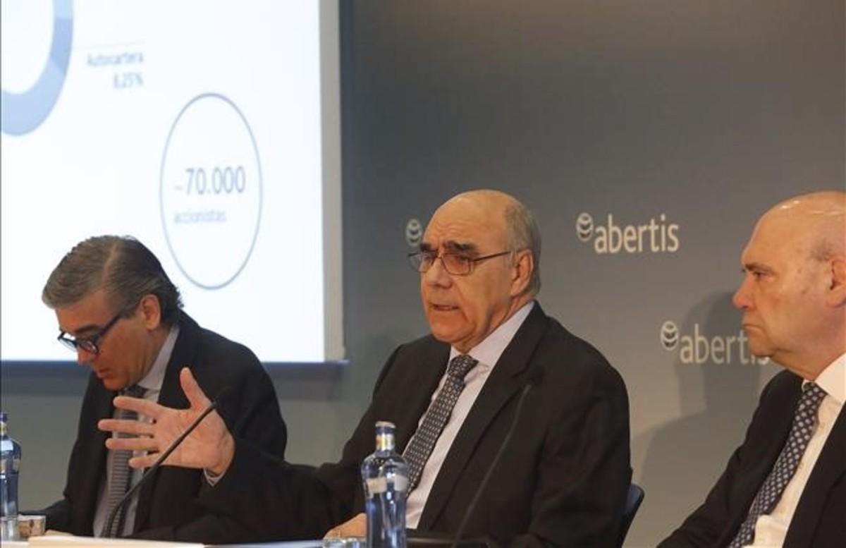 Abertis aumenta más el control sobre su filial francesa