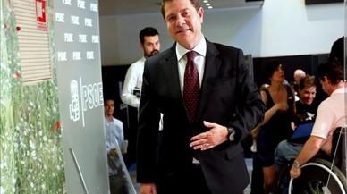 García-Page ofereix a Podem entrar al Govern de Castella-la Manxa