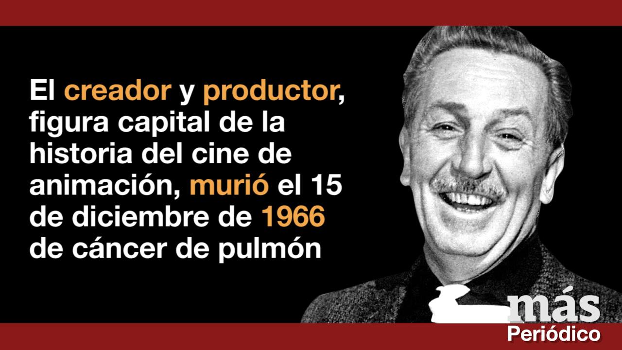 50 años sin Walt Disney - Más Periódico