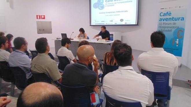 La ayuda del SOC posibilitar� una nueva edici�n del 'Caf� Aventura: F�rum del Emprendimiento de Sabadell'.