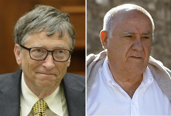 Bill Gates sigue encabezando la lista de personas más ricas