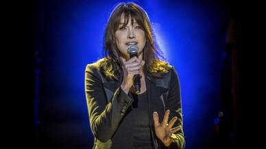 Carla Bruni, melodía de seducción
