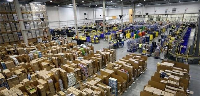 Amazon pone en marcha su primer parque e�lico