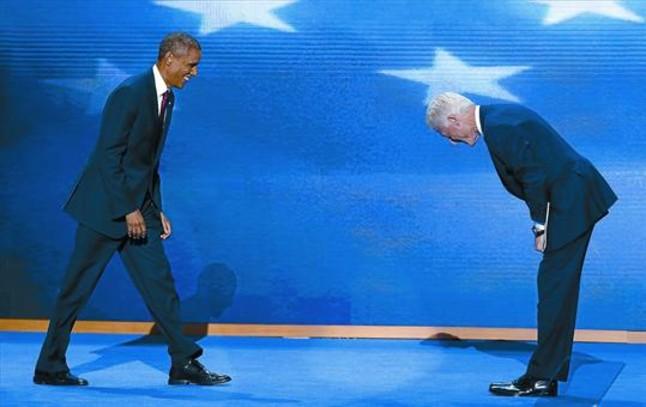 Obama conjura el desencanto