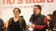 Xavier Domènech, probable candidat de BC, reivindica la sobirania nacional i social