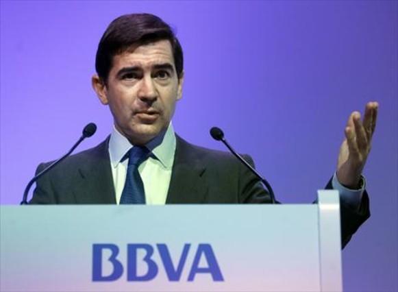 El bbva calcula que cerrar oficinas a largo plazo for Bbva oficina central