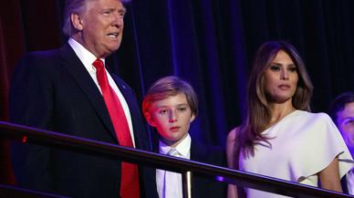 Barron Trump, 'el petit Donald'