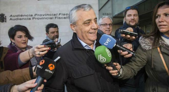 """Un exconcejal del PP de Valencia imputado, sobre sus compa�eros: """"Ya se apa�ar�n"""""""
