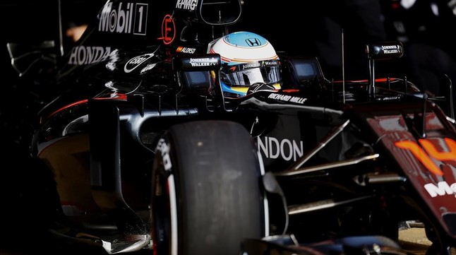 Alonso cierra la pretemporada consciente de que est� lejos de los mejores