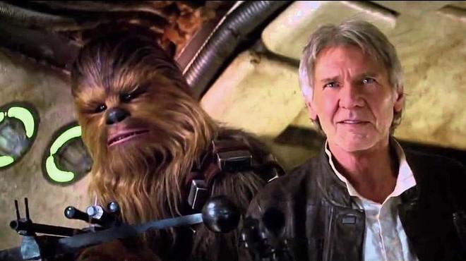 Harrison Ford subastar� la cazadora de cuero que luci� en 'Star Wars: The Force Awakens'.