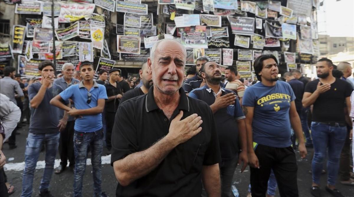 Aumentan a 292 el número de muertos por el atentado del domingo en Bagdad