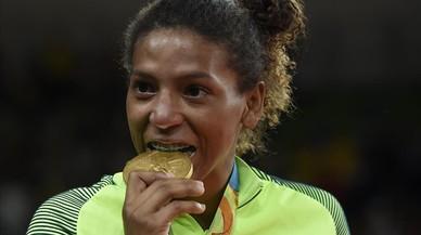 Rafaela Silva, de favelada a medalla d'or