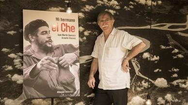 """Juan Martín Guevara: """"El Che estuvo en el lugar exacto que el pueblo necesitó"""""""