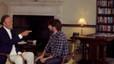 """Julio Iglesias augura """"emocions"""" en el cara a cara entre """"els xavals"""" Pablo Iglesias i Albert Rivera"""