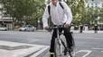 Ribó, la seva bici i el casc