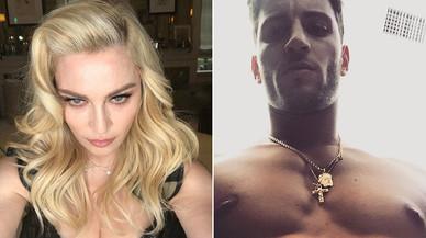Madonna estrena 'toy boy' y residencia en Portugal