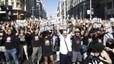 Noves protestes contra les retallades a Madrid