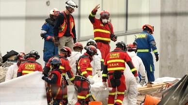 La UME recupera el cuerpo de otro español muerto en el terremoto de México