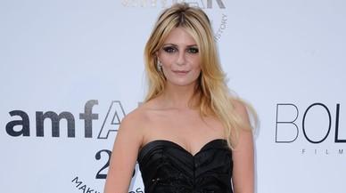 La actriz Misha Barton, de 31 años.